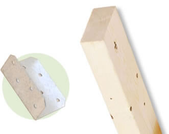 木材(2×4)