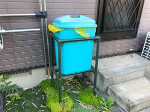 ゴミ箱ラック