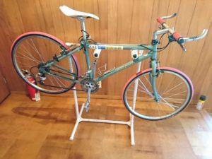 自転車 メンテナンス スタンド