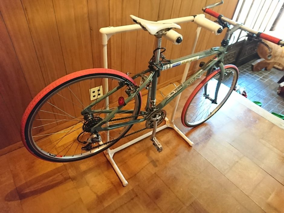 自転車 メンテナンス スタンド その1