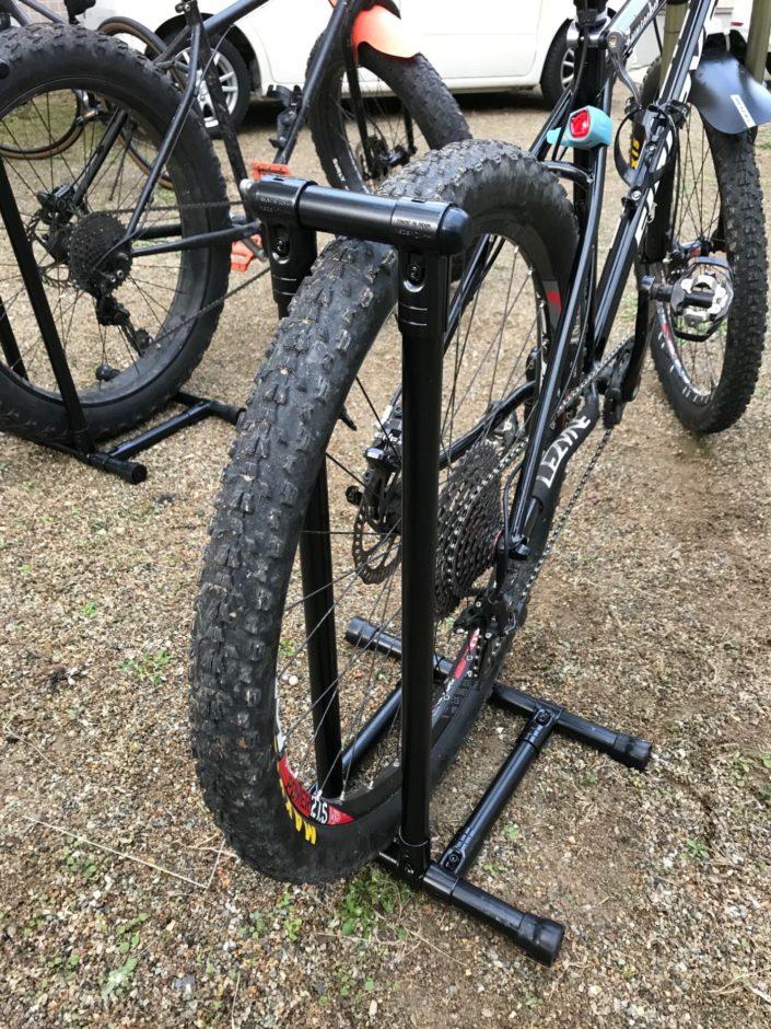 自転車スタンド その2