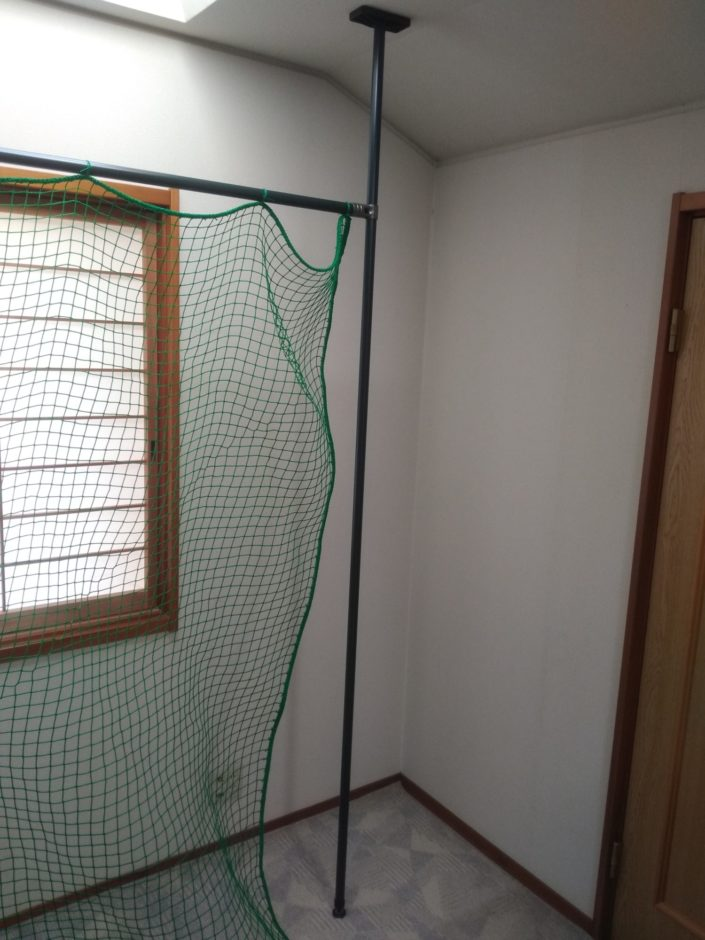 簡単❗ 室内ゴルフ練習場 その1