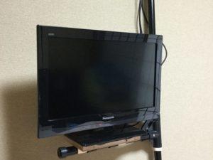 ベッド用テレビ台